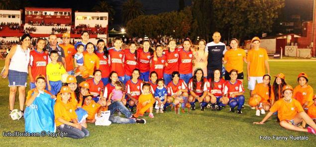 Nacional,ganó el Fair Play. Foto Fanny Ruetalo