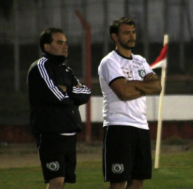 Crispin Cabrera DT de Nacional