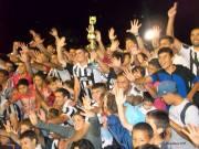 Wanderers festeja el Quinquenio. Foto Jose E Paz