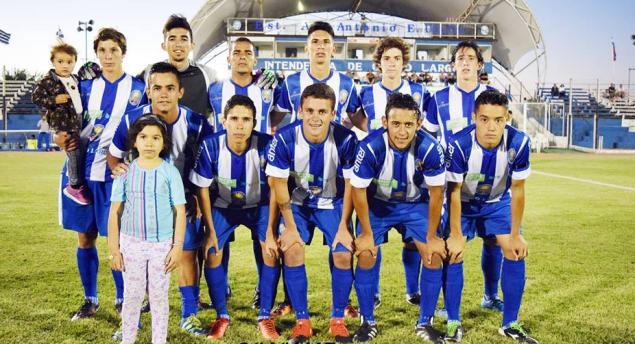 Juveniles de Cerro Largo. Foto Carlos Fialho