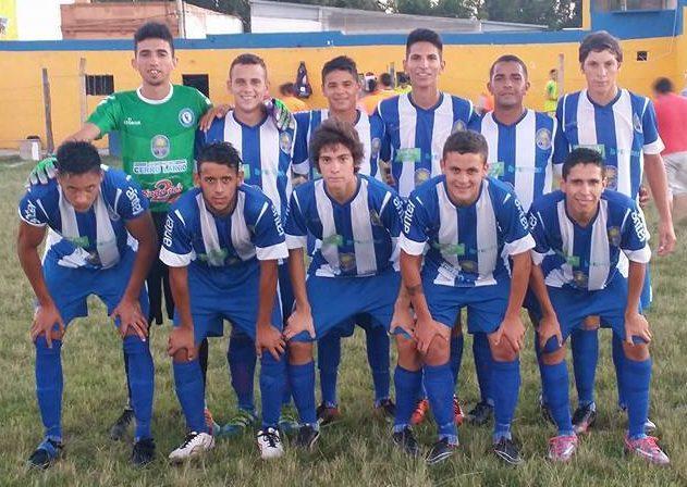 Juveniles de Cerro Largo Foto Alejandro Lopez