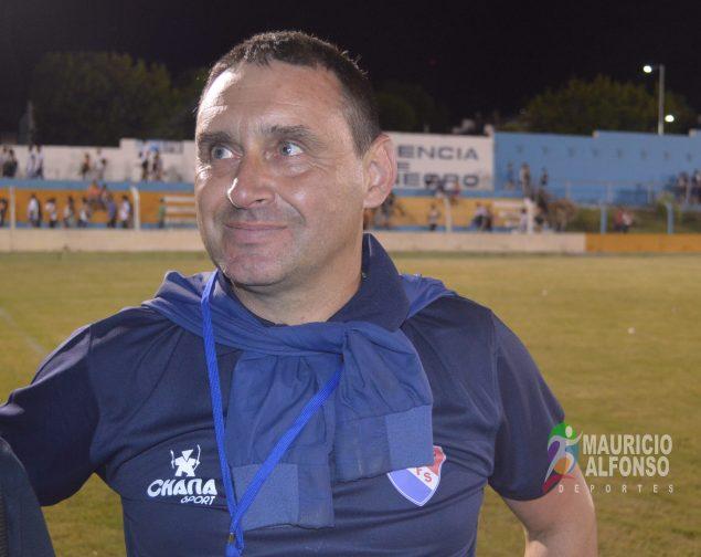 Leo Guardia a Peñarol. Foto Mauri Alfonso