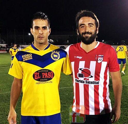 Jose M Rodriguez y Diego Liguera