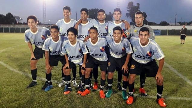La selección Sub-18 de Rocha también está en cuartos de final (Foto: Bruno Egaña)