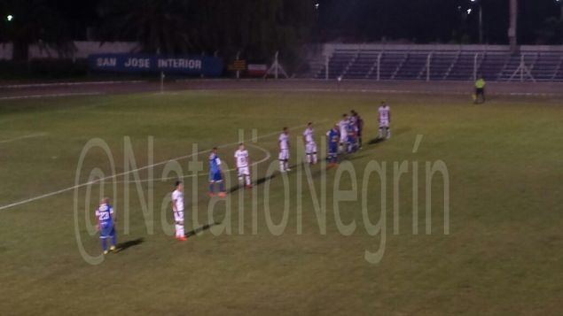 No hubo goles en el Casto Martínez Laguarda