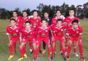 Juveniles de Treinta y Tres. Foto Willan Muñoz