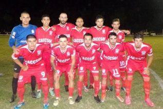 Treinta y Tres jugará la Copa. Foto Willan Muñoz