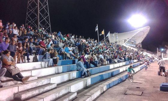 Estadio Ubilla. Foto Alejandro De León