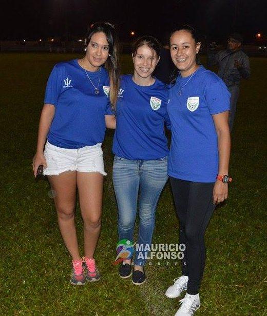 Las chicas de Bella Unión. Foto Mauricio Alfonso