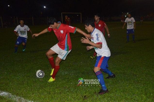 Foto de Mauricio Alfonso del choque Bella Unión 3-2 Soriano
