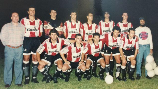 Florida 1995. Foto archivo de Nestor Francia