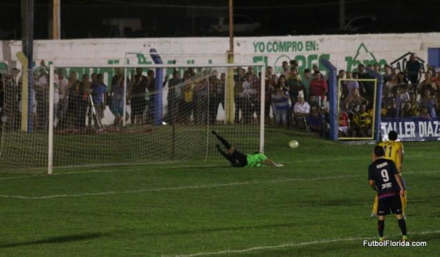 Olivera ahogó el grito de gol isabelino en los descuentos