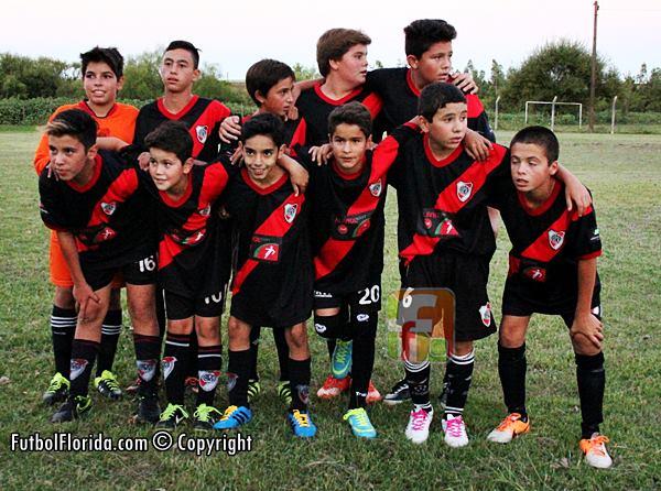 River Plate Sub 13