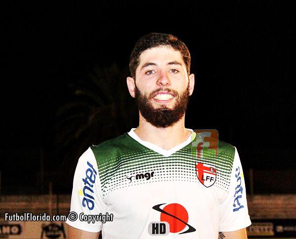 Andres Cabrera el héroe del ECO. Foto Fanny Ruetalo
