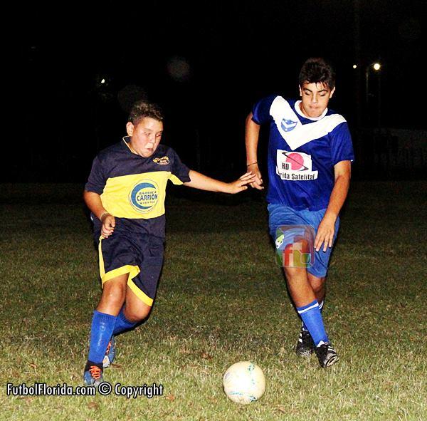Quilmes y Boquita empataron en Sub 13 y Sub 15