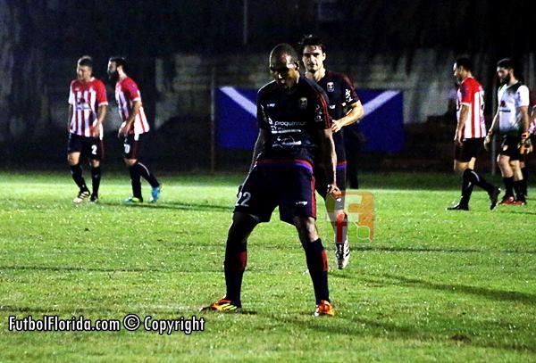 Matías Trasantes, el goleador de la noche
