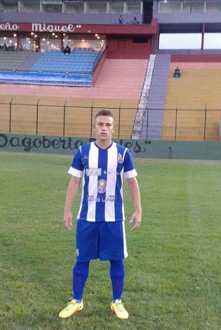 Rodrigo Ibañez. Foto Jonathan Ferreira