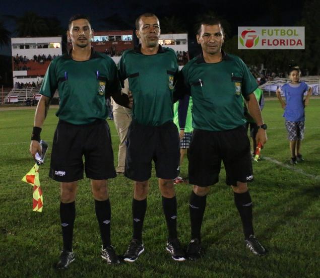 Esteban Andreana, Julio Molinari y Jose P Trucido