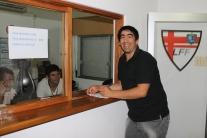 Aldo Velazquez el 11 de marzo de 2014