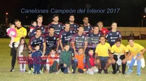 Canelones defenderá el título de la Selección Absoluta. Foto Fanny Ruetalo