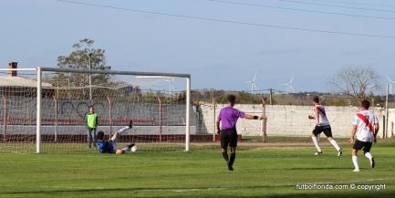 gol penal vazquez