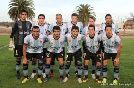 Atlético es el mas ganador por un campo. Foto Fanny Ruetalo