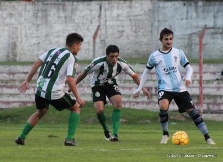 Apareció Iturburo y metió tres goles. Foto Fanny Ruetalo