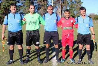Alvaro Alanis, asistentes y capitanes
