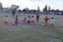 Cuatro canchas de fútbol infantil inauguró el Municipio de Sarand{i del Yí. Foto Victor Darwin Rodriguez