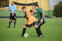 No pasan los años para el goleador que llegó a 108 tantos con la verde. Foto Ernesto Hornos