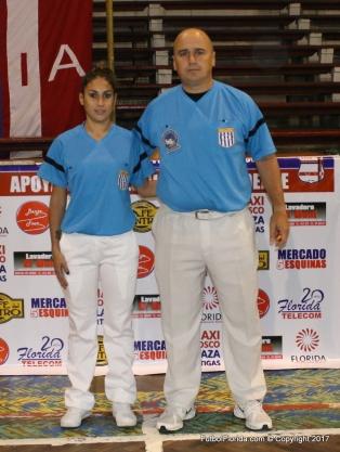 Hector Olmos Nicole Silva