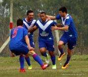 Bruno de Oliveira el hombre gol del clásico