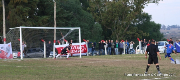 gol penal gimenez