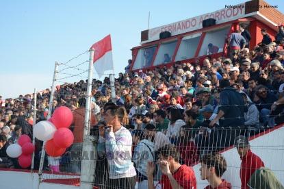 Mucho público en San Carlos