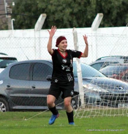 Ximena Saavedra 33 goles. Foto Fanny Ruetalo
