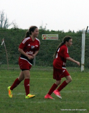Catherine Solla marcó 5 goles. Foto Fanny Ruetalo