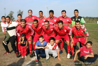 El equipo de Tabaré que ascendió el 02-09-2017