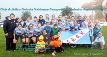 atletico valdense campeon