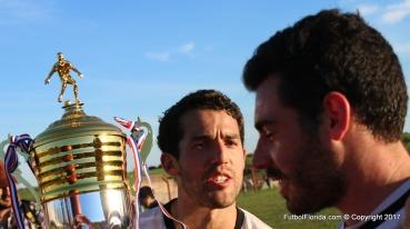 Con la Copa, Larroca y Moreira