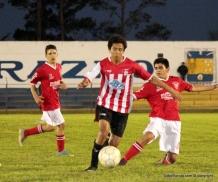Florida tiene que ganarle Durazno por dos goles. Foto Fanny Ruetalo