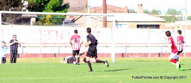 Gol de Hernandez