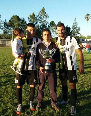 Otra copa y un nuevo campeonato para Melo Wanderers
