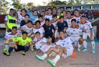 Paysandu ganó de visita y quedó a un paso de la final. Foto Ramón Mesías