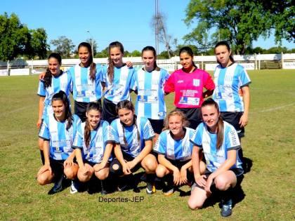 Palmirense aporta cuatro jugadoras a las Sub.20 uruguaya. Foto Jose E Paz