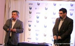 Natalio Negrín y Luis Piñeiro condujeron el evento