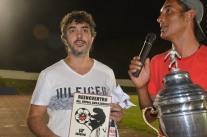 Reconocimiento a Wanderers Campeon de primera A 2017, Victor (1)