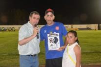 Walter Olivera, Campeón en Florida con Atletico Foto Victor D Rodriguez