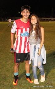 Sebastian Muniz y Camilia Alanis