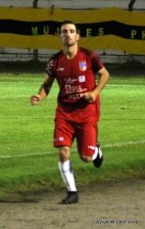 Facundo Rodriguez, el goleador del interior, marcó doblete