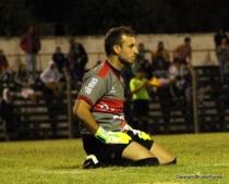 Rodrigo Olivera titular de Canelones y Wanderers de Santa Lucía a 19 de Abril